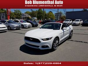 2015 Ford Mustang EcoBoost Premium Convertible w/ Navigation