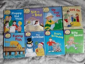 Biff, chip and kipper book