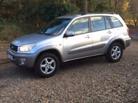 LHD LEFT HAND DRIVE.. TOYOTA RAV4 GX 2.0 AUTOMATIC.. 1 OWNER + LOW MILES