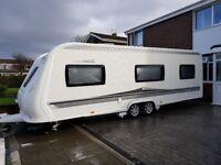 Hobby VIP 645 caravan 2012 Motor Mover
