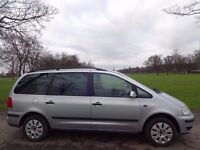 TRADE-IN BARGAIN! (06/56) VW SHARAN 1.9 TDi SE 115BHP 7 SEATER MPV - LONG MOT - TIMING BELT Serviced
