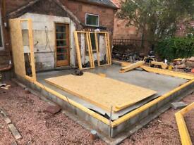 Foundation groundworks