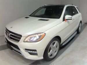 2015 Mercedes-Benz M-Class ML550 4MATIC, AMG SP