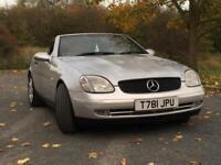 Mercedes slk230 kompressor auto bargain