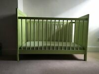 Lovely BOPITA Babycot + organic mattress
