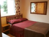 Comfortable Furnished Double room for rent Foxwood Lane Gale Lane Woodthorpe area close A1237 & A64