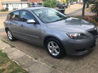 Mazda 3 04 plate MOT until May 19