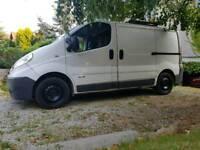 Your stuff and my van