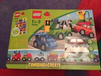 Lego duplo 10552 Creative cars 40 pieces