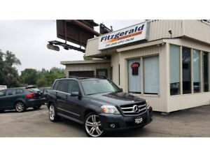 2010 Mercedes-Benz GLK-Class GLK350 4MATIC - LEATHER! PANO ROOF!