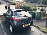 Mazda 2 Sport £3,350 excellent condition, drives really well. 4 door