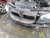 BMW 3 SERIES E90 E91 FRONT SLAM PANEL CRASH BAR
