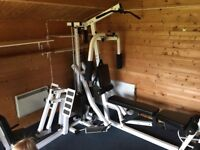 ParaBody Serious Steel 400 Multigym