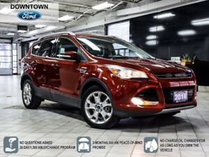 2014 Ford Escape Titanium, Panoramic Moon Roof, Navigation, Leat