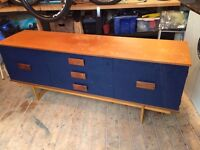 1950's Retro Sideboard Upcycled