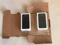 brand new iphone 7 plus 32gb matte black