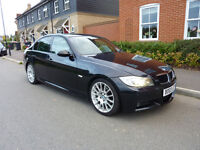 2006 BMW 320SI M SPORT - 2.0 PETROL MANUAL - 4 DOOR SALOON - MET BLACK. (LIMITED EDT ONLY 500 MADE)