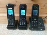 Panasonic KX-TGA816E DECT Cordless Home Phone