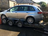 Fiat Croma 1.9 turbo diesel 120 bhp low miles 6 speed spares only