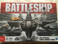 BATTLESHIPS GAME by HASBRO - BRAND NEW