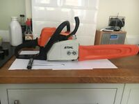 Stilhl MS 170 2-mix chainsaw