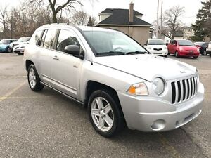 2010 Jeep Compass NO ACCIDENT - SAFETY & E-TESTED Cambridge Kitchener Area image 1
