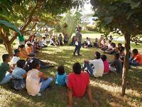 Volunteer Overseas Team Leader