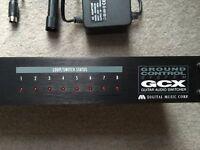 Original Digital Music Corp (Now Voodoo Labs) GCX Guitar Amp/Loop Switcher