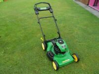 JOHN DEERE JM36 LARGE INDUSTRIAL TYPE MOWER