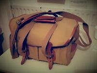 Billingham original Kaki camera bag
