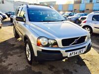 VOLVO XC90 2.4 D5 SE G/T / AUTOMATIC / DIESEL / 7 SEATER
