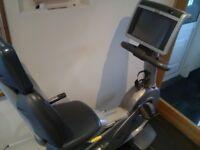 Technogym 700E Exercise bike