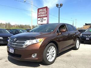 2010 Toyota Venza LEATHER !! AWD !! SUNROOF !! POWER HATCH !!