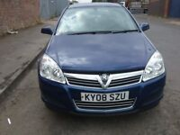 08 Vauxhall Astra 1.4 Petrol 1 Year MOT Excellent Condition Throughout Ideal First Car Great Runner