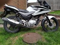 Honda cbf 125 (spares and repairs) needs new alternator and 3rd gear knocks. Bike is sorn atm