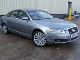 Audi A6 Saloon 2.7 TDI SE Quattro 4dr£4,250 p/x welcome NAVIGATION,BOSE,LEATHER