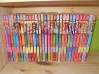 Secret Kingdom books