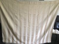 Fully lined never used curtains