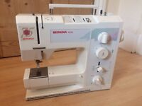 Bernina 1008 Sewing Machine Great condition, all components