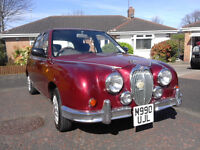 Mitsouka Viewt nissan micra jaguar mk2 Not Figaro classic car
