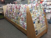 Retail Card Racks