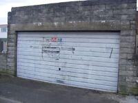 DOUBLE GARAGE FOR RENTAL