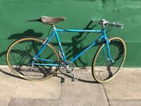 Raleigh arenact road bike - vintage