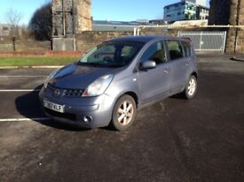 NISSAN NOTE ACENTA 1.4 2007 .