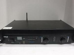 Pyle Power Amp. We Sell Used Recording Equipment. 112924.