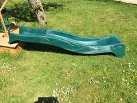 Brand new, slightly damaged, 8ft wave slide