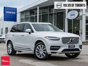 2016 Volvo XC90 T8 PHEV AWD Inscription *Nav, 7-Pass, Rear Cam*