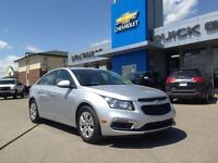 2015 Chevrolet Cruze LT 1LT-Power Group-ABS-Trac-