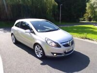 VAUXHALL CORSA SXI 1.7 CDTI DIESEL 6 SPEED 3 DOOR AC *FACTORY UPGRADES - CHEAP CARS - BARGAIN CARS