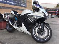 2011 Suzuki gsxr 600 carbon edition 6,000 miles super bike swop part ex??